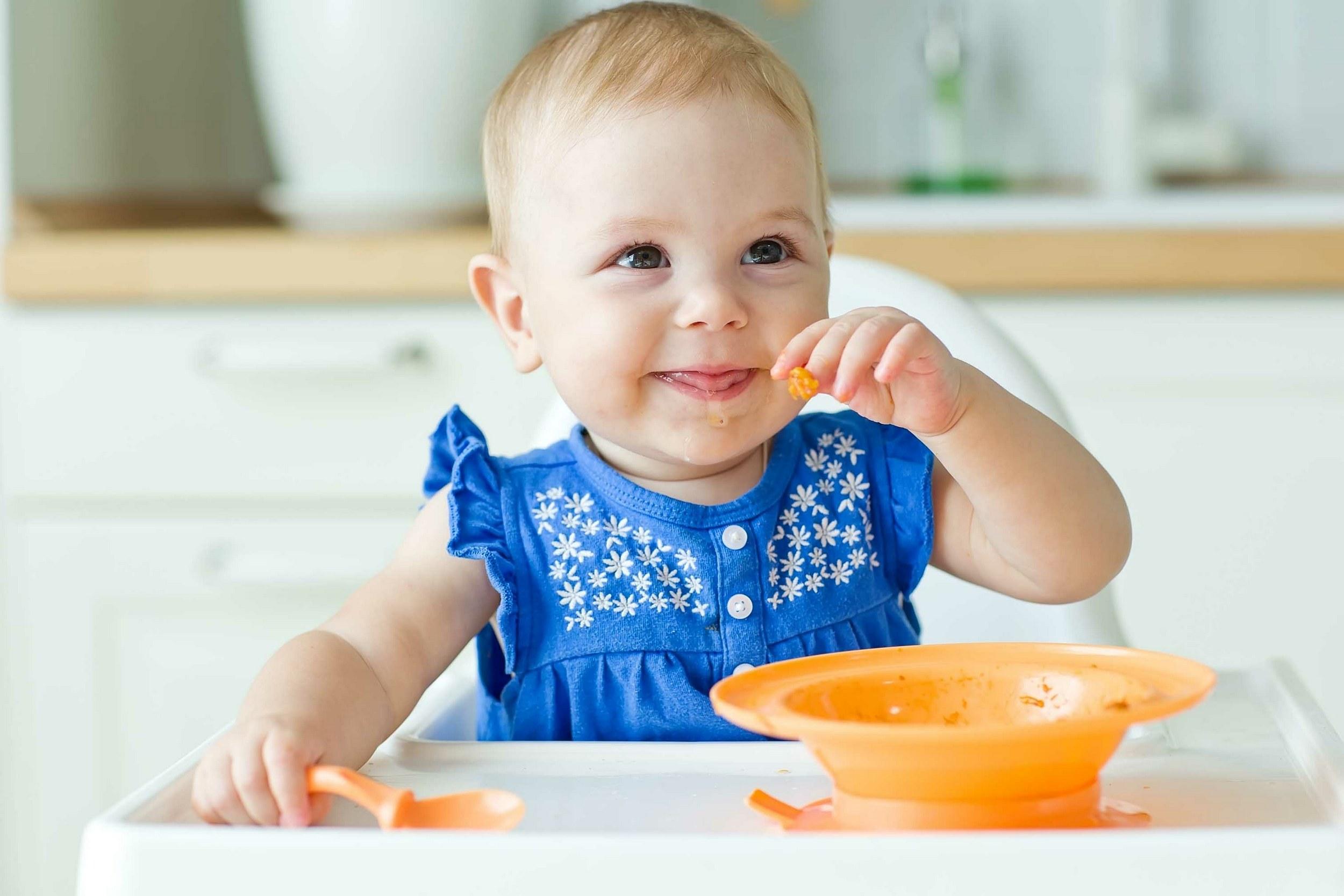 Diversification alimentaire à Paris et Ile de France, participez à un atelier pour initier sereinement votre bébé aux gouts et textures
